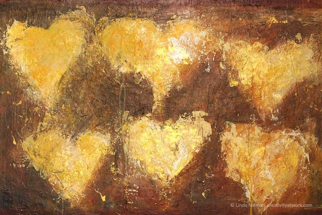 6 Hearts by Linda Naiman ©2000