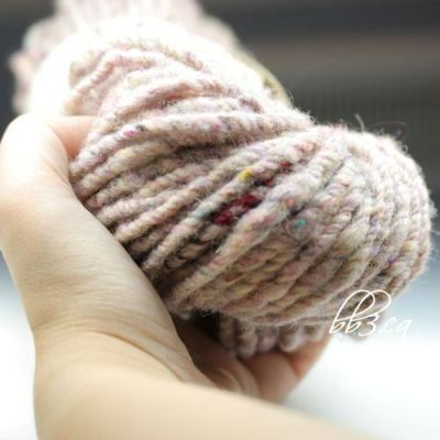 More Handspun Confetti Yarn: New Colors