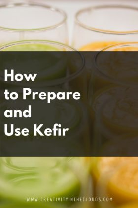 How to Prepare and Use Kefir