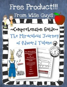 Reading Guide for The Miraculous Journey of Edward Tulane