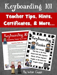 Keyboarding is important to teach at the elementary school level. We offer some tips and advice for keyboarding instruction.