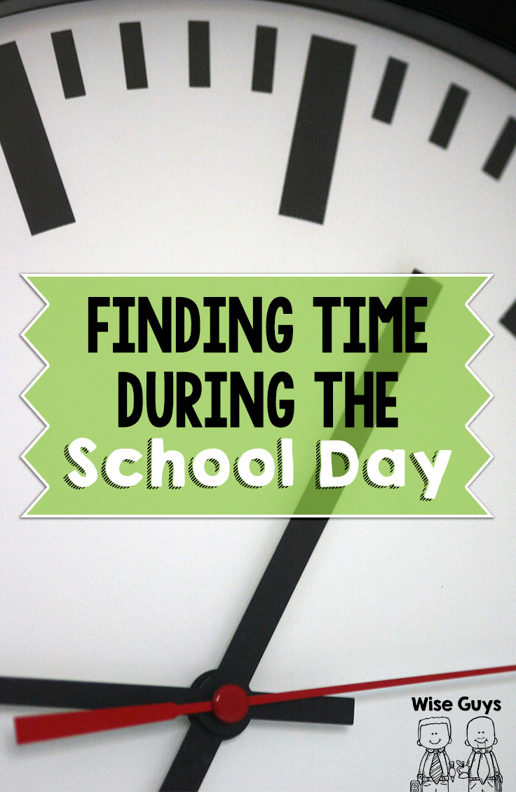 We have come up with the top five times during the school day to hopefully accomplish most school-related tasks. Before you know it, you'll be a master of finding time during the school day!
