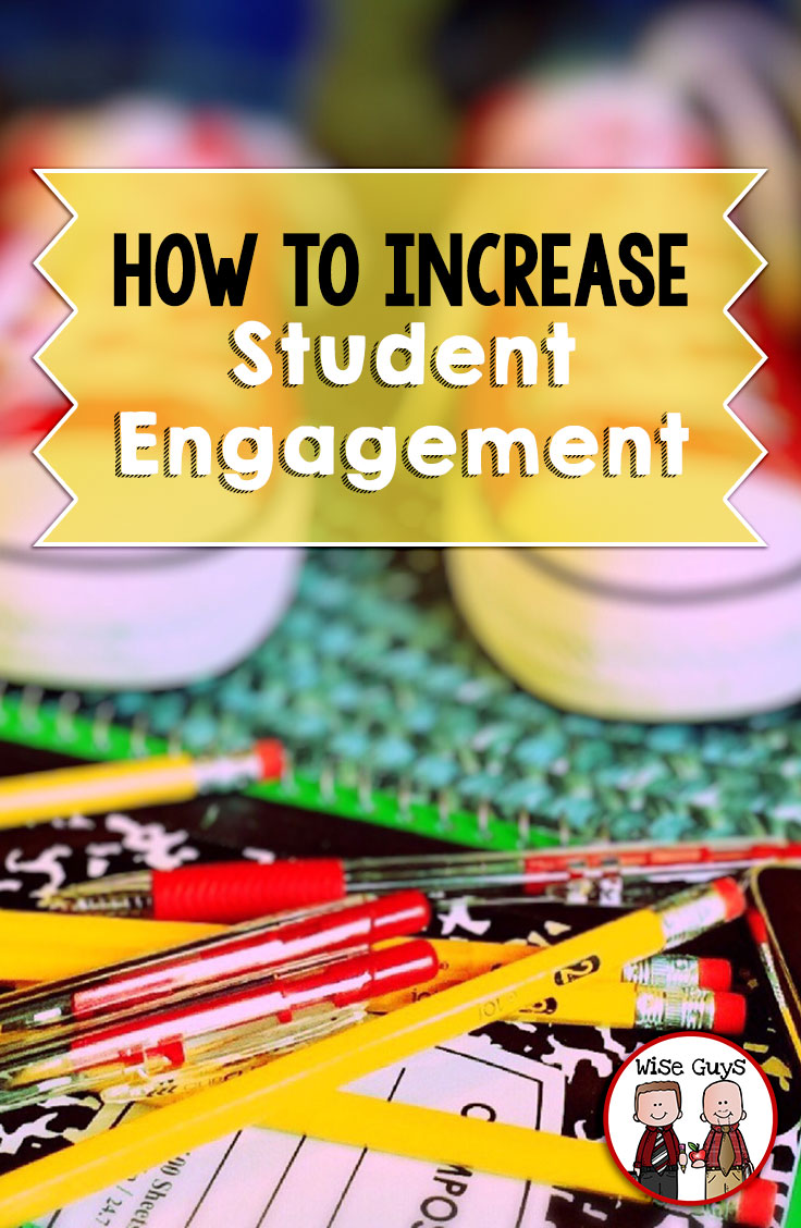 It's hard to compete with cell phones, video games, tablets, you name it! Here's our tips for how to increase student engagement in upper elementary.