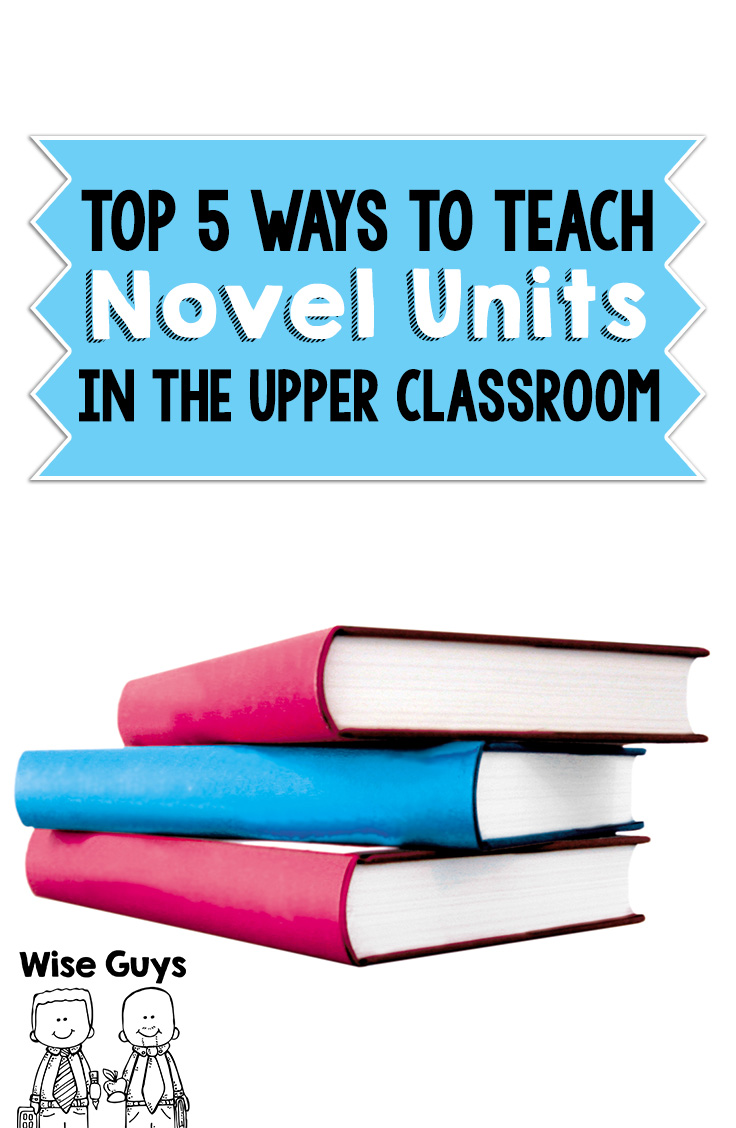 Novel units have been around forever, at least since we can remember. But the way they have been taught has varied greatly from teacher to teacher. After being classroom teachers for over a combined 30 plus years, we have seen it all, and have probably tried almost everything to make novel units successful in our classroom. Here are our top 5 tips on how to effectively teach novel units in the classroom.