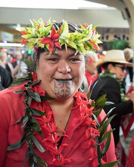 New Zealand Minister of Foreign Affairs, Nanaia Mahuta