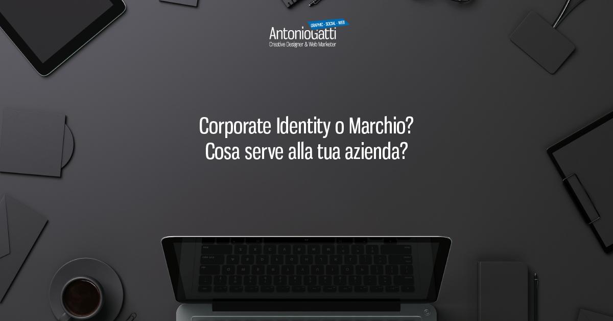 Corporate Identity o Marchio per la tua azienda