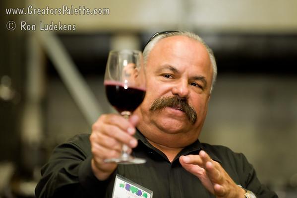 Praising the Wine