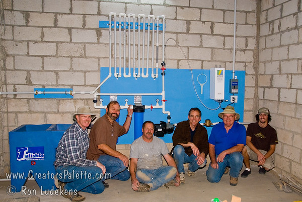 Clean Water Installation - Guatemala