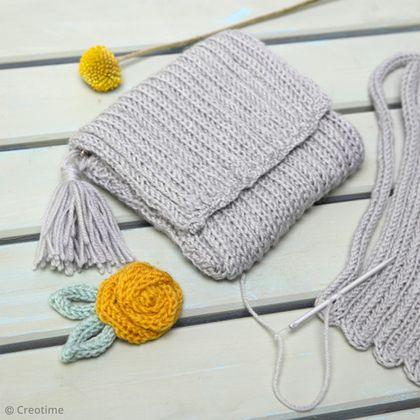 idees diy crochet et tricot tutos