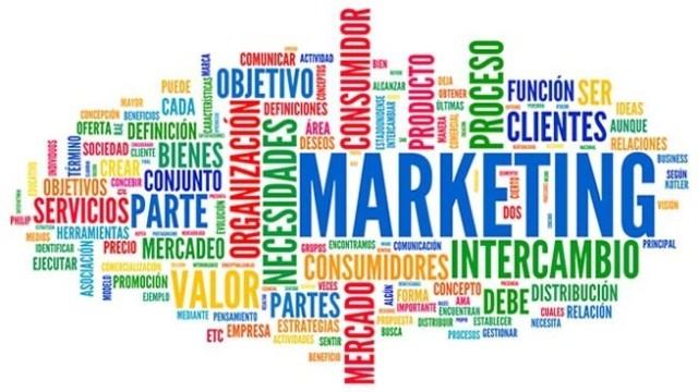 organización del marketing
