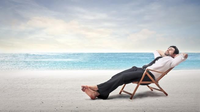 equilibra trabajo con descanso