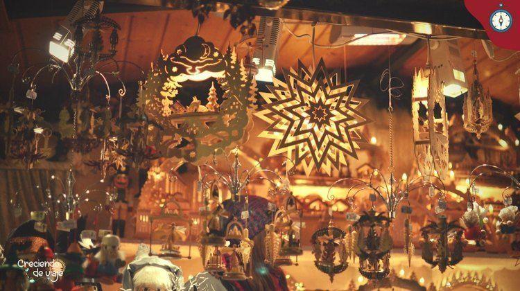 artesanía mercados de navidad