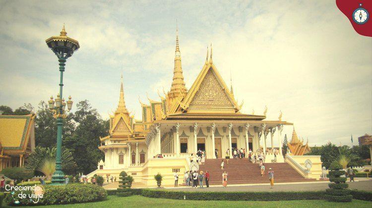 sala del trono palacio real