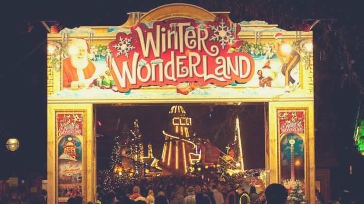 winter wonderland londres