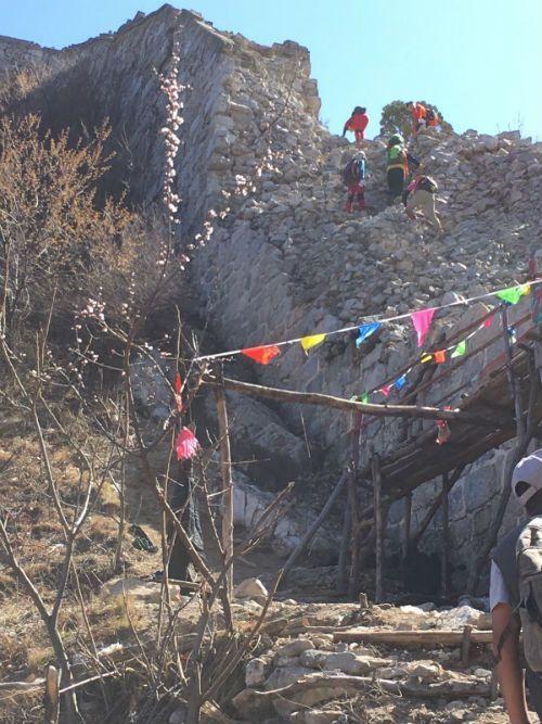 acceso muralla china
