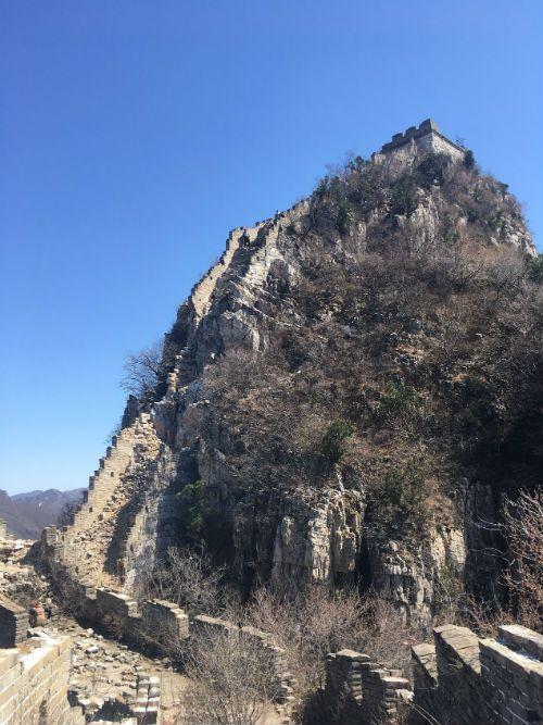 torreon muralla china Jiankou