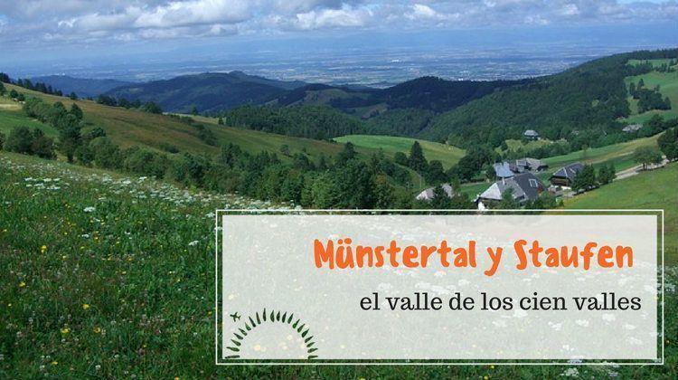 Munstertal Staufen