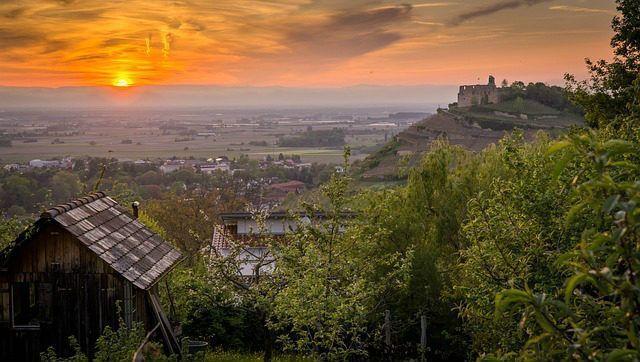 Staufen castillo