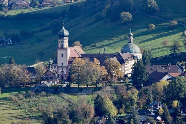 abadia trudpert munstertal