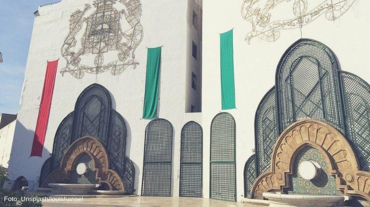 edificio tetuan marruecos