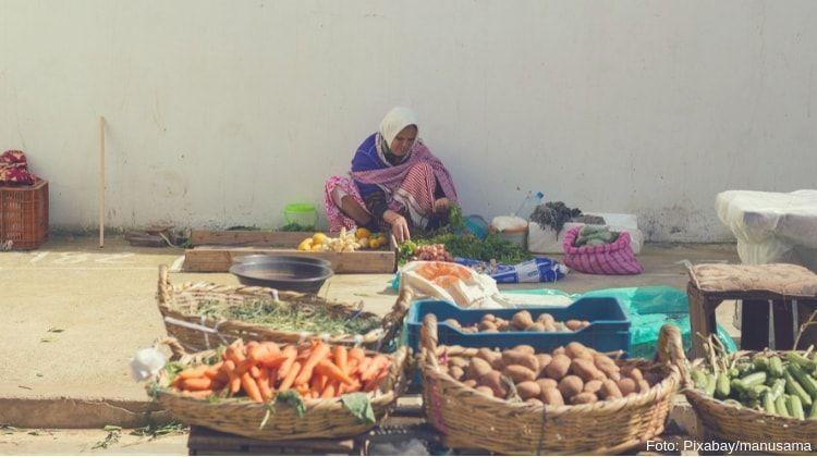 mercado tetuan marruecos