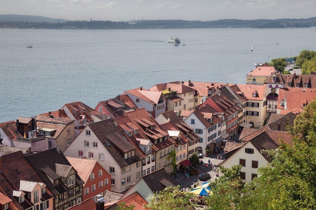 Meersburg, visita obligada en el Lago Constanza