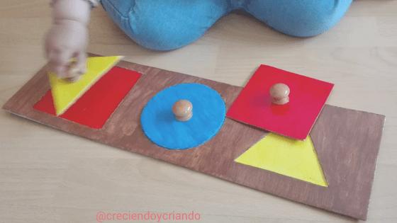 puzzle montessori diy