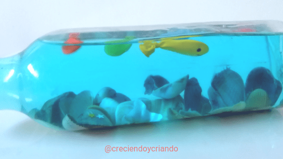 Botellas sensoriales_verano