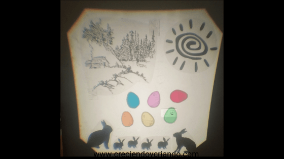 cuento liebre pascua waldorf mesa luz 1