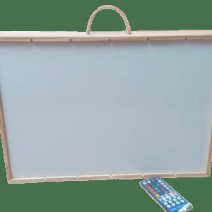 caja de luz basica