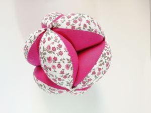 Pelota Montessori Pink