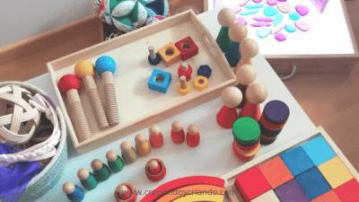 10 juguetes alternativos para la etapa 0-6