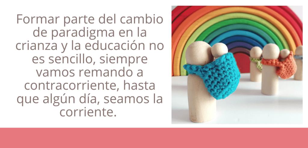 cambio paradigma crianza y educacion