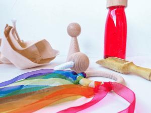 Kit sensory play