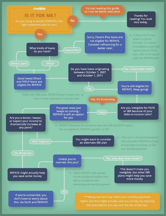 REPAYE Infographic