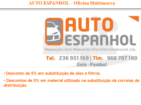 Auto espanhol