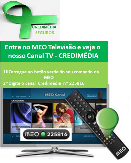 MEO Canal Credimedia