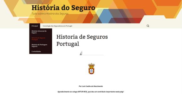 historia seguros em portugal