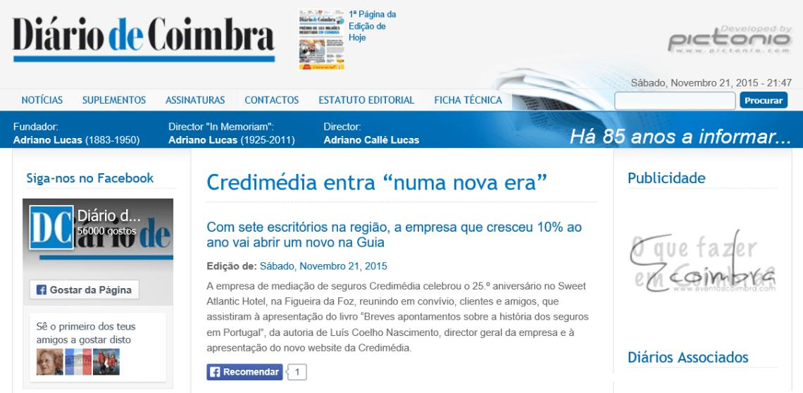 Diario Coimbra