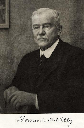 Howard Atwood Kelly (1858 - 1943)