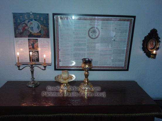 Sfanta Proscomidie * www.credinta-ortodoxa.com