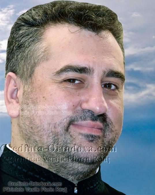 Parintele Vasile Florin Reut