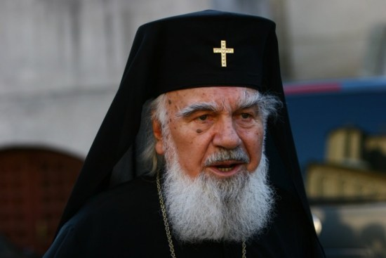 ÎPS Bartolomeu Anania: Un Crăciun fără Iisus, o Bobotează fără aghiasmă, dar un An Nou într-un revelion fără sfârşit…