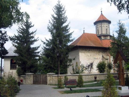 Biserica Sfântu Ilie Suceava