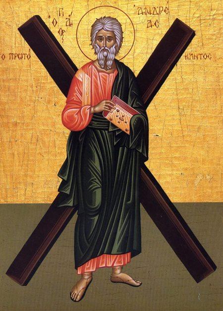 Sfântul Apostol Andrei, cel Întâi Chemat, Ocrotitorul României - 30 noiembrie