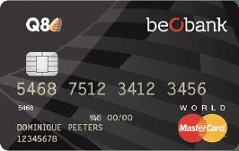 beobank-q8-world-mastercard