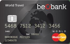 beobank-world-travel-mastercard