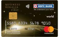 HDFC Regalia First Credit Card Reviews - Credit Card India