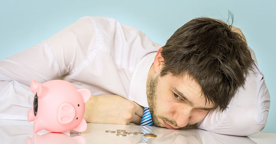 The sources of financial problems - The impact and how to solve them |