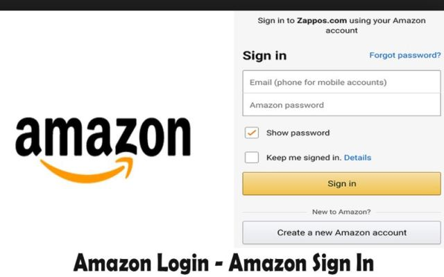 Amazon India Login